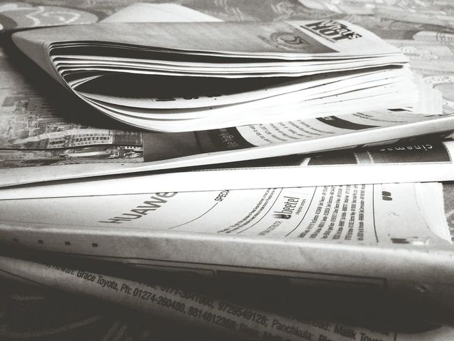 Newspaper show Paper View Seeing The Sights Photography Colours Of Nature Check This Out Shadows Enjoying Life StillLifePhotography Colours