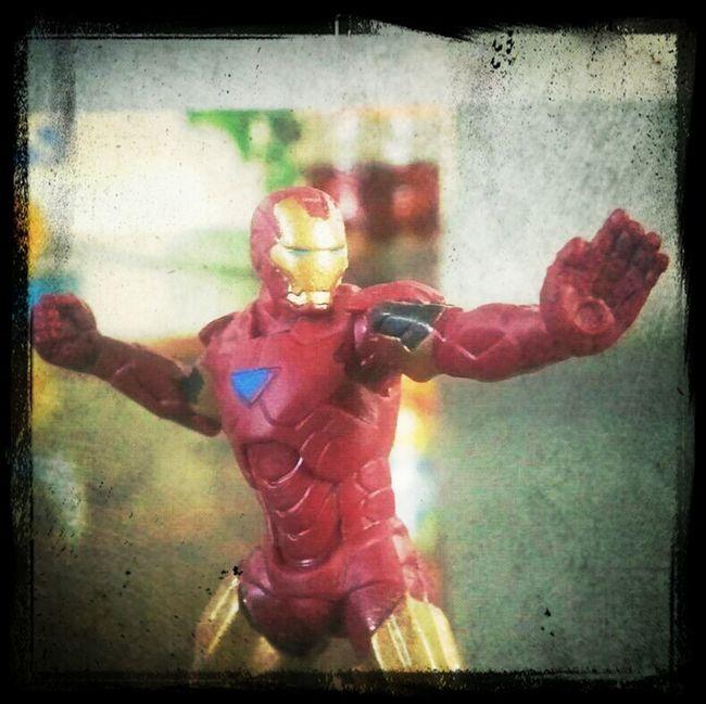 El Iron Man Del Danny