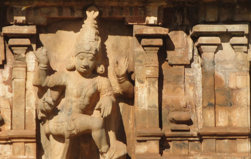 Ancient History KBR Historical Monuments Historical Sights Indian Indian Sculptures Thanjavur Thanjavur_Tamil Nadu Ancient Architecture Ancient Ruins Indian Archeology Statues Statues And Monuments Tamilnadu Tamilnadu, India