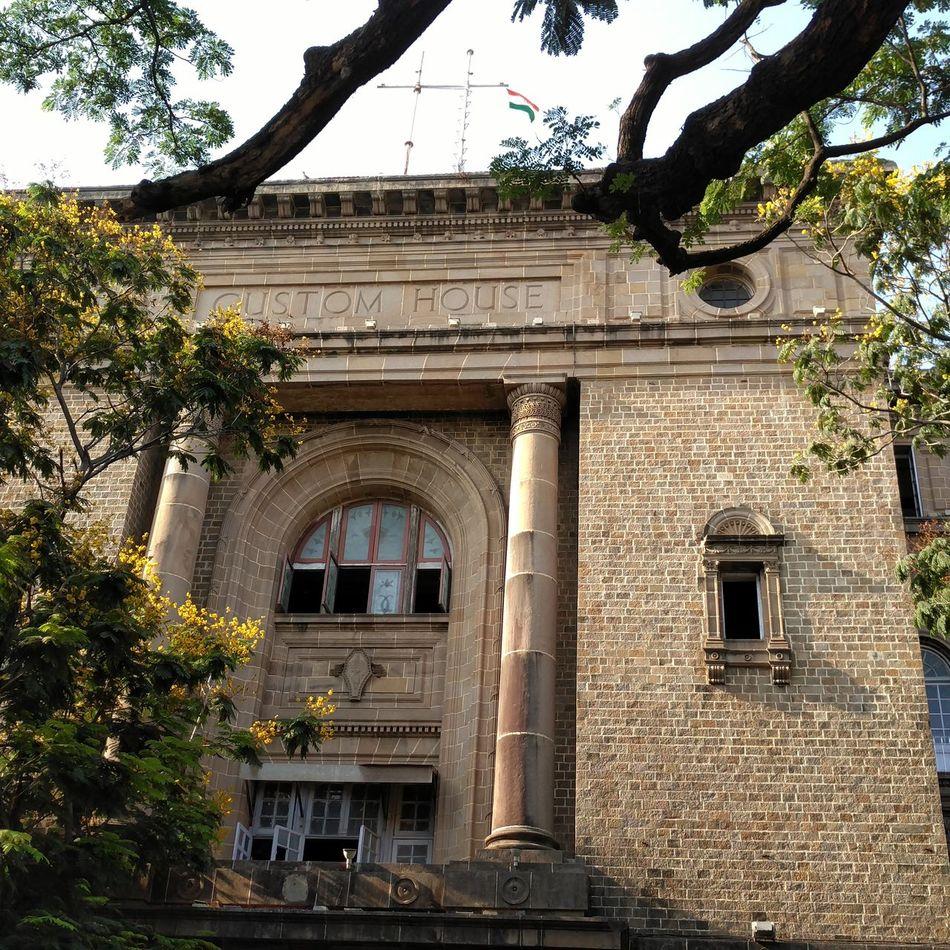 Another view of Custom House 😇😇😇 Mumbaidarshan Traveldiaries Mumbai