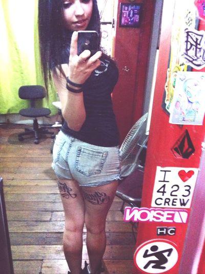 Shameless ❤️? Tattoo Sexygirl Tattooadict New Tattoo