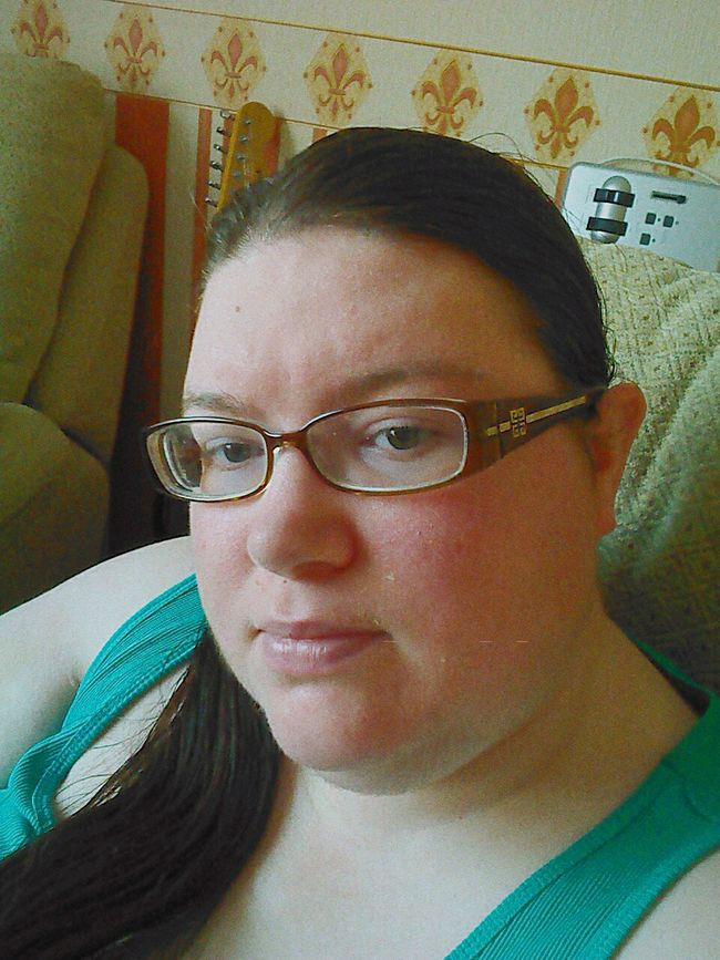 Just me. Hanging Out