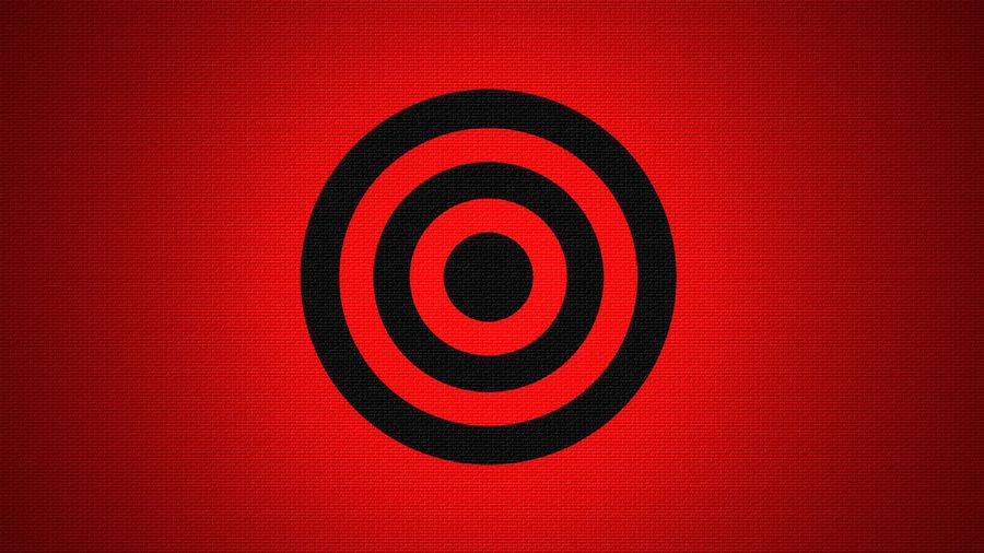 Taking Photos Circles Art Red