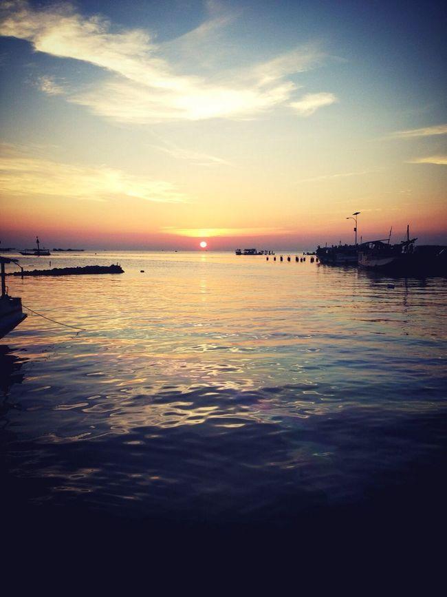 Takenbyme Sunset Beach Beautiful