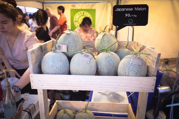 Melon Fruit Fin Market