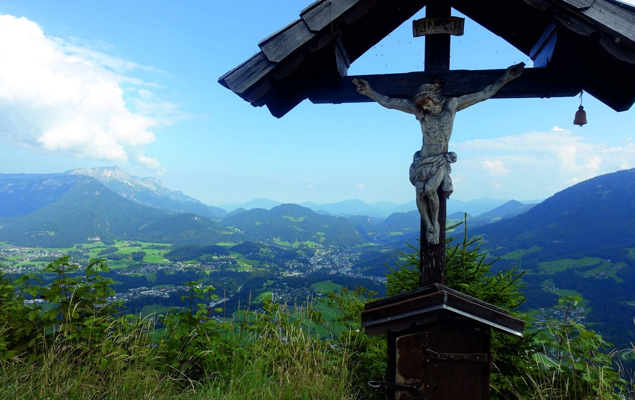 Bavaria Beautiful Beautiful Nature Blue Sky Germany Jesus Landscape Mountain Nature_collection