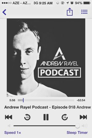 Mypodcasts AndrewRayel Bestdjintheworld  Listennow !!!