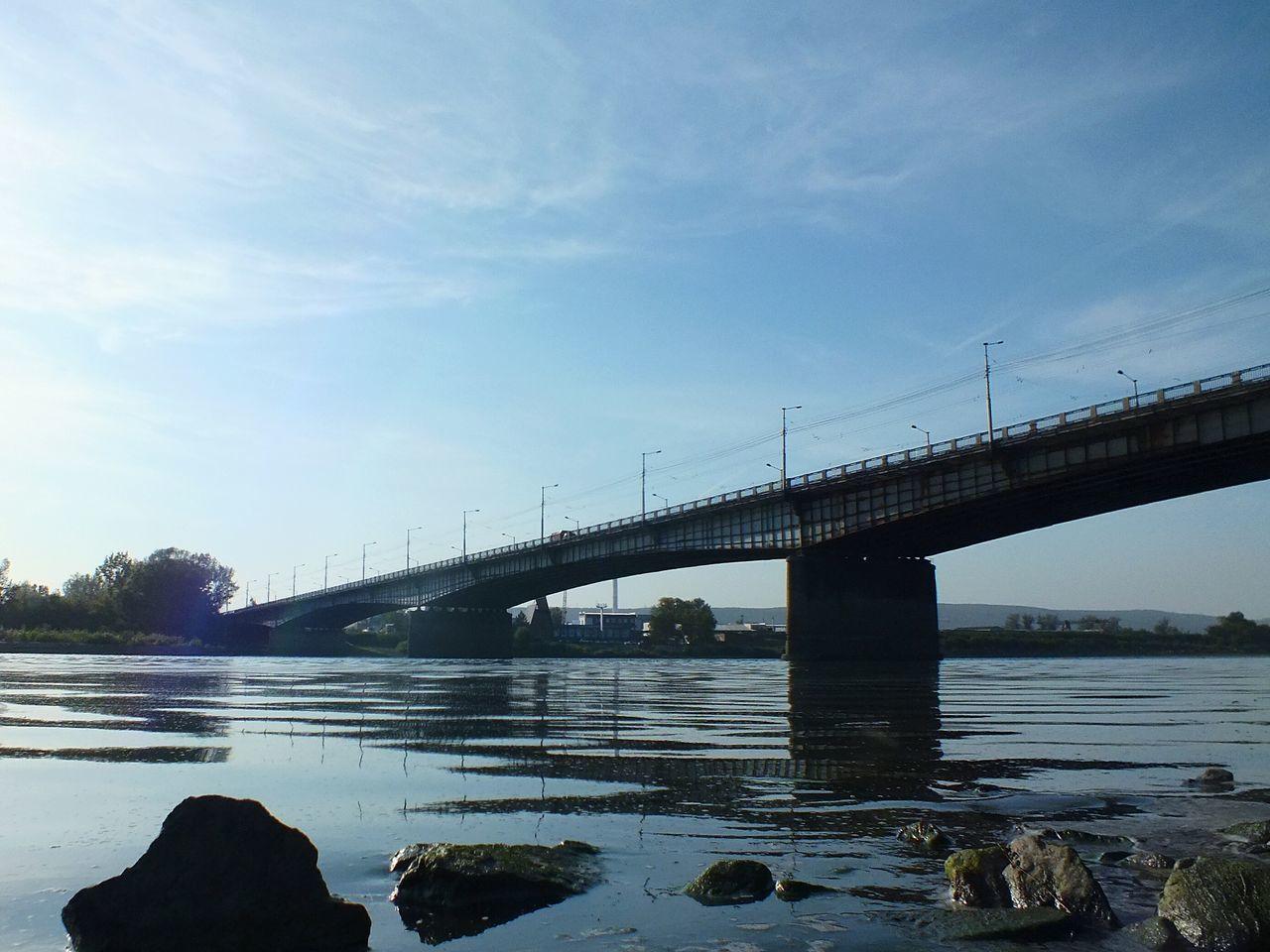 Water Landscape River река томь Siberia Russia Novokuznetsk Nature No People Relaxing Bridge Nvkz мост Rock нвкз Новокузнецк сибирь