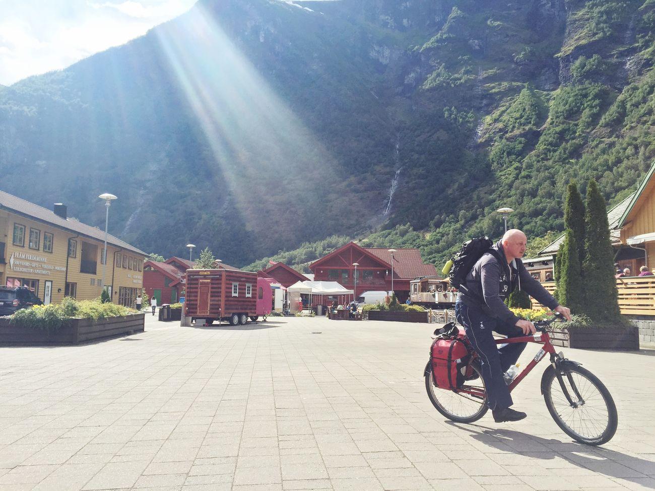 Travel Sun Bike