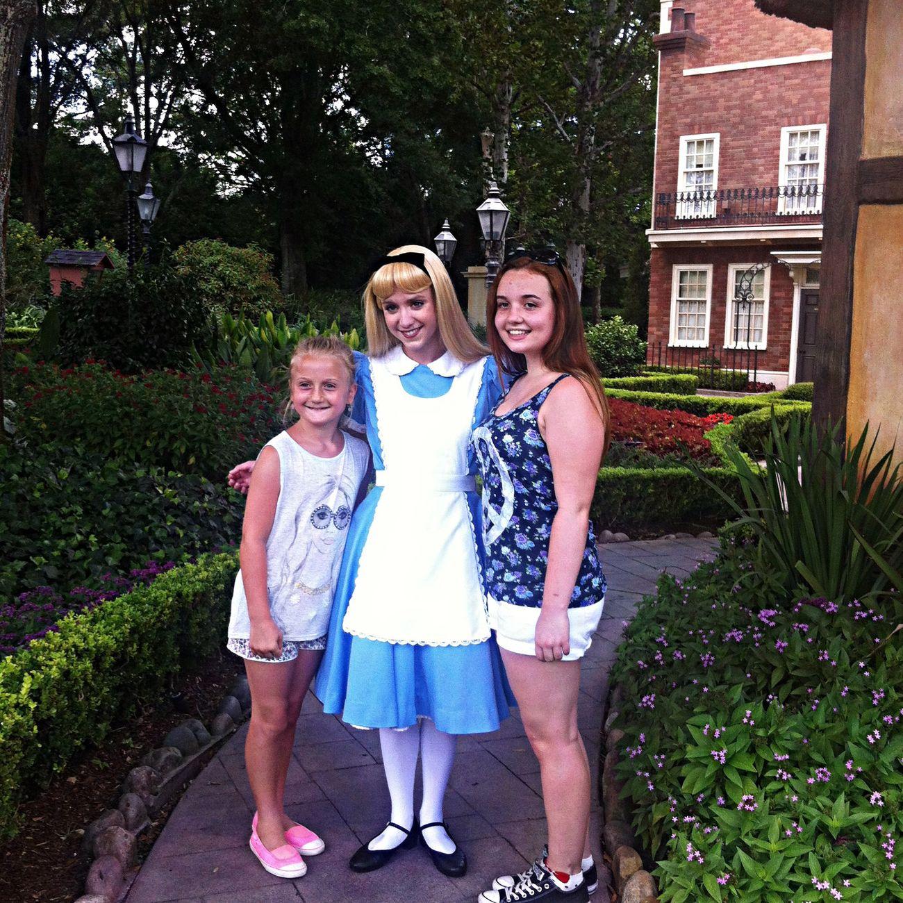 Aliceinwonderland Disneyland