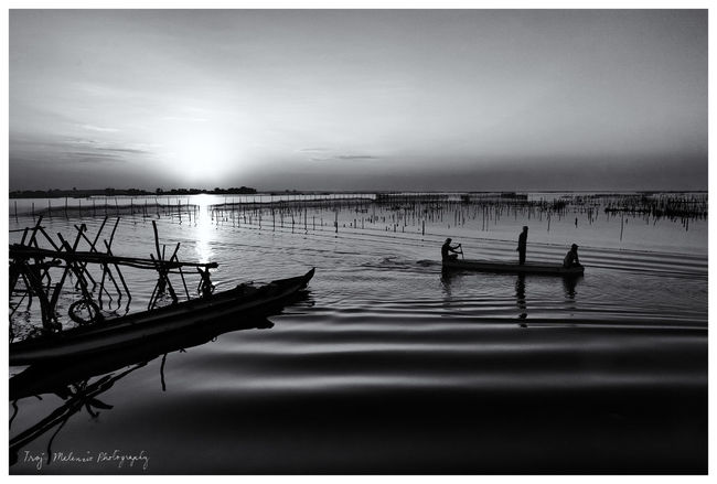 Eyeem Philippines Sunrise Sunrise_sunsets_aroundworld Sunrise_Collection Silhouettes Canon 70d Malolos Blackandwhite Black And White