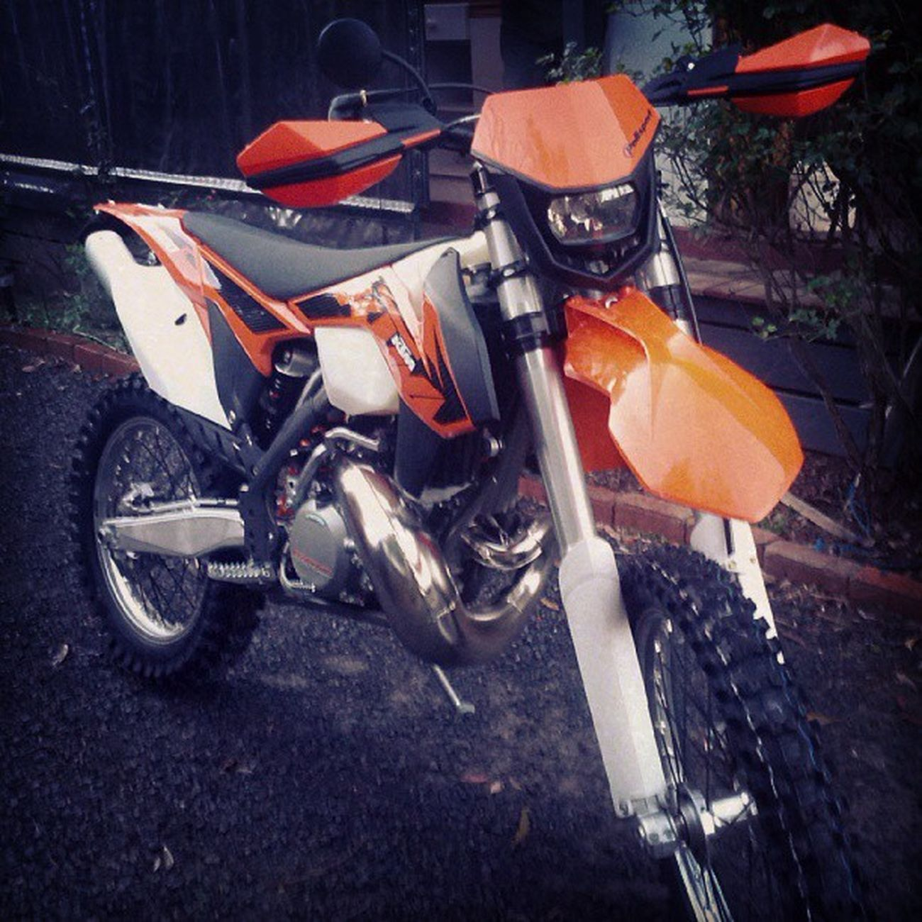 New weapon of choice Ktm300xc Yanktank Schmick Riding fun