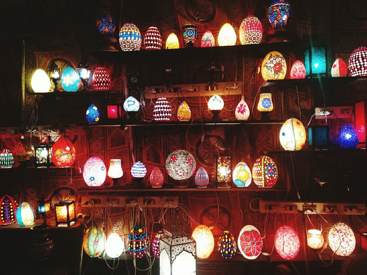 Feel The Journey Khanelkhalili Cairo Egypt Colorful Handmade Lamps Unforgettable Journeys Cairo Downtown Khanelkalili At Night Market the place so mesmerizing, felt like taking home all of these lamps Original Experiences Streetphotography Street Photography Live Love Shop The Beautiful Egypt Colour Of Life My Year My View Beautifully Organized