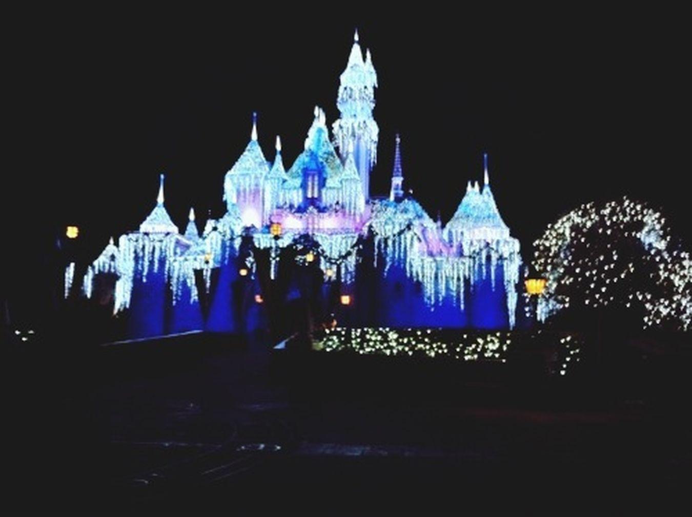 Disneyland Castle Auroras Castle