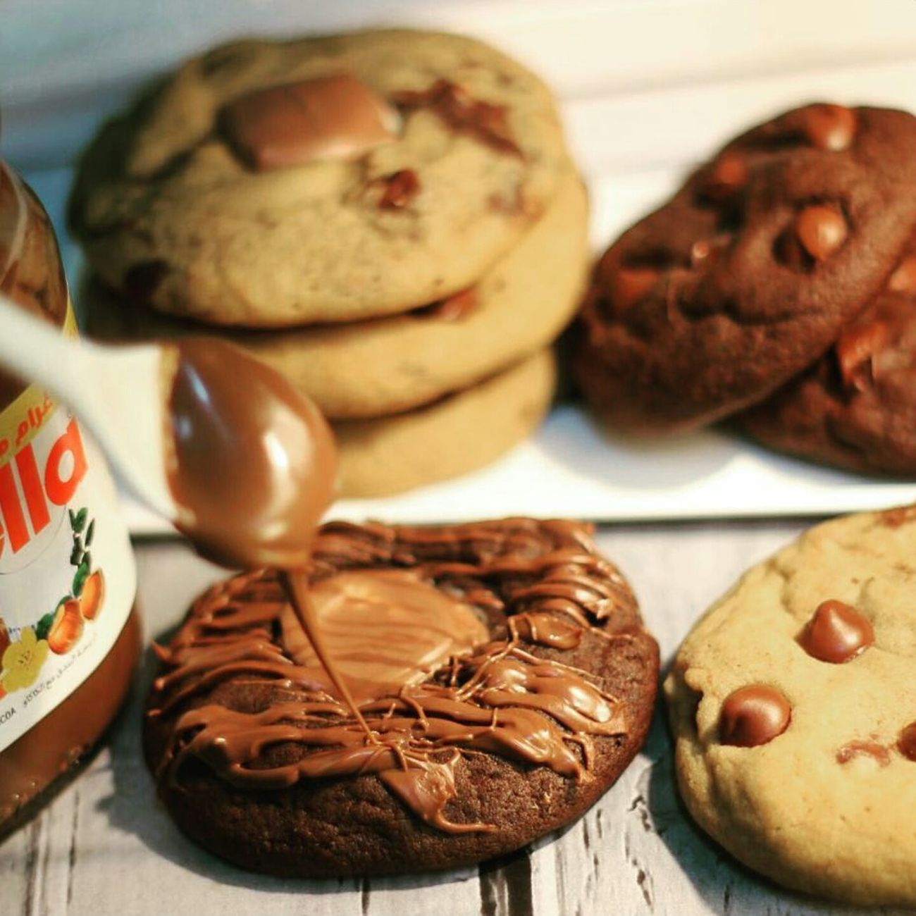 Cookies Madinah Almadinah Chocolate Notilla_tim Miro_cooki