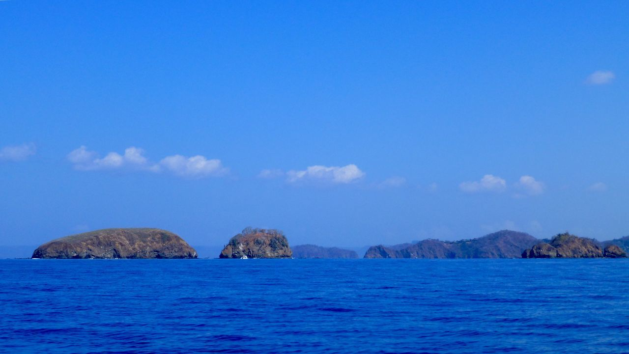 sea, nature, blue, beauty in nature, tranquility, sky, no people, scenics, outdoors, waterfront, day, tranquil scene, water, scenery