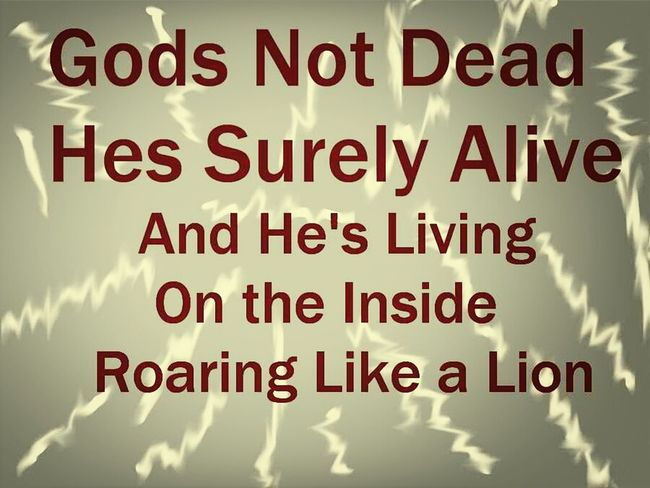 GOD'S NOT DEAD! A Great Movie to inspire you and build your Faith up!! God Is Love! Faith <3 Encourage Movie!