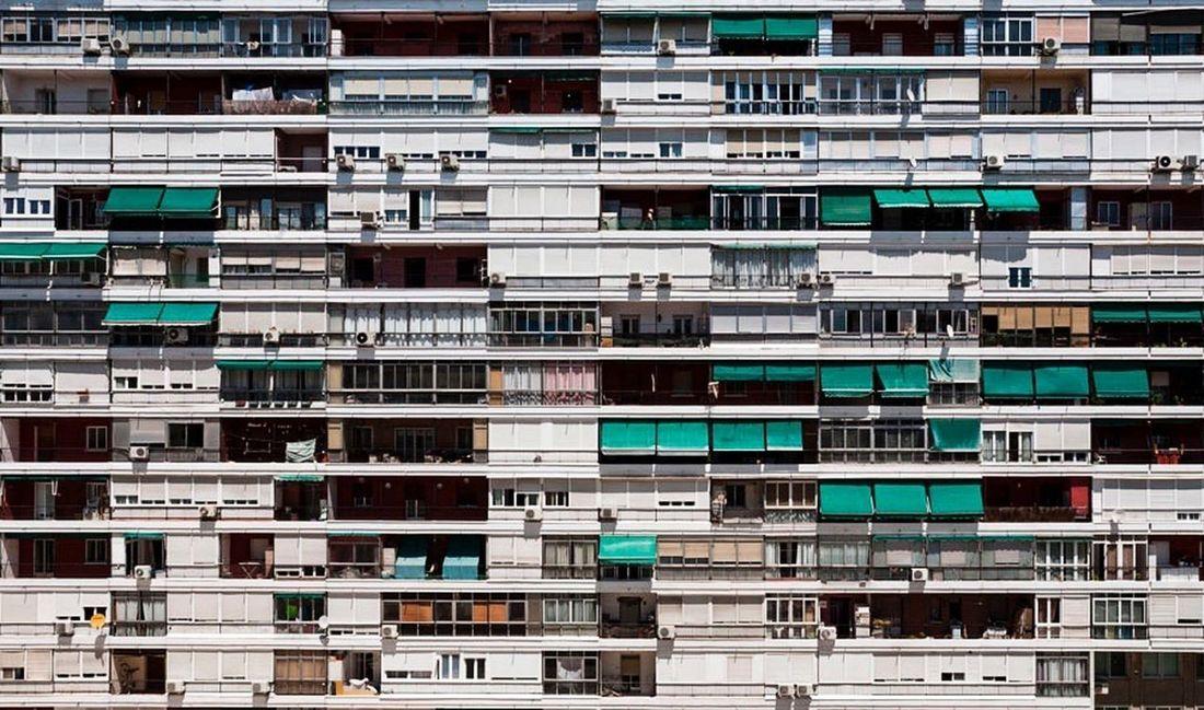 El lugar de todos ~ Las Colmenas II Architecture Masive JoseBanus Madrid Theplaceofeveryone Homes ArtWork Fresh On Eyeem