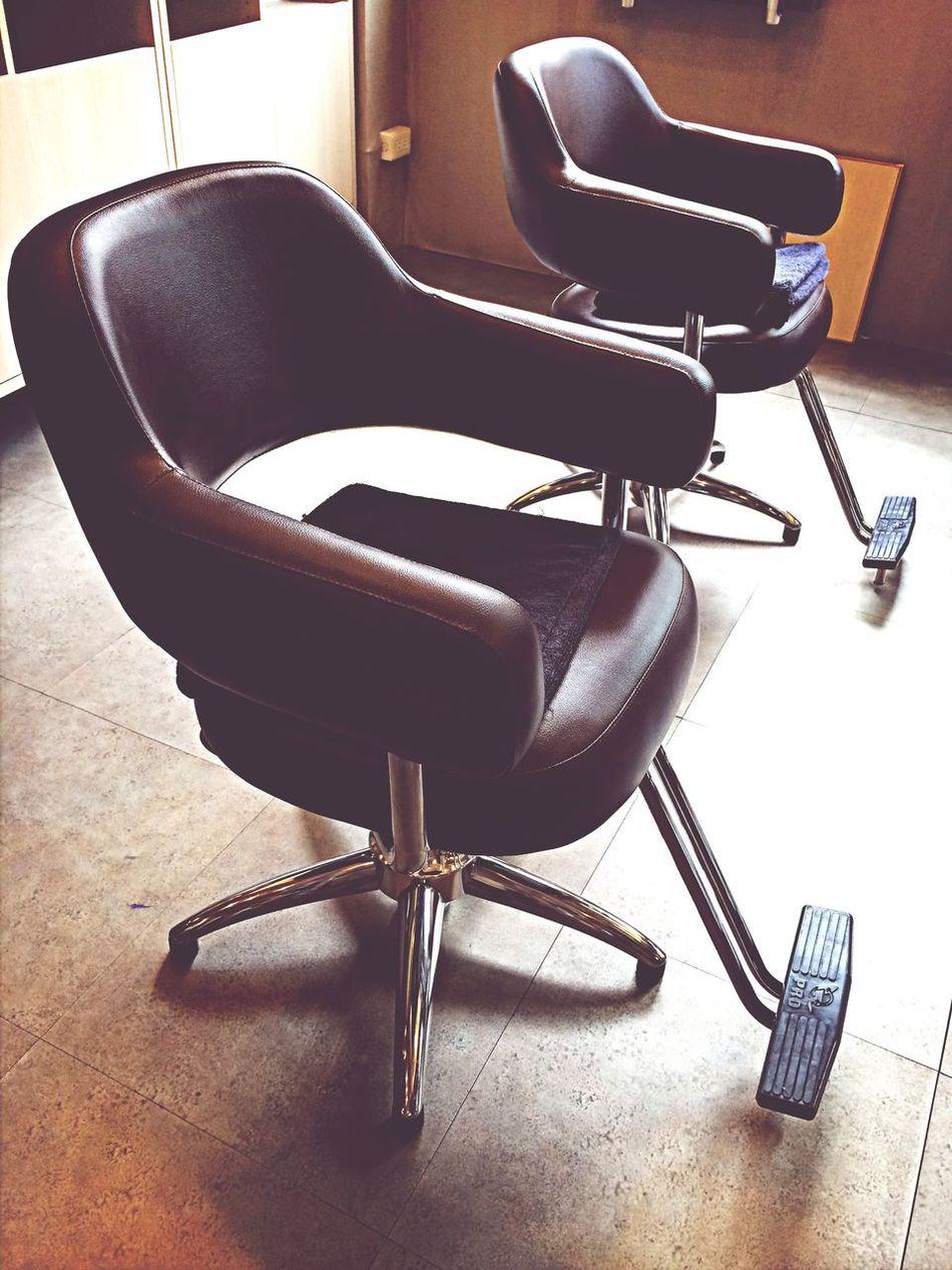 新椅子❤️?