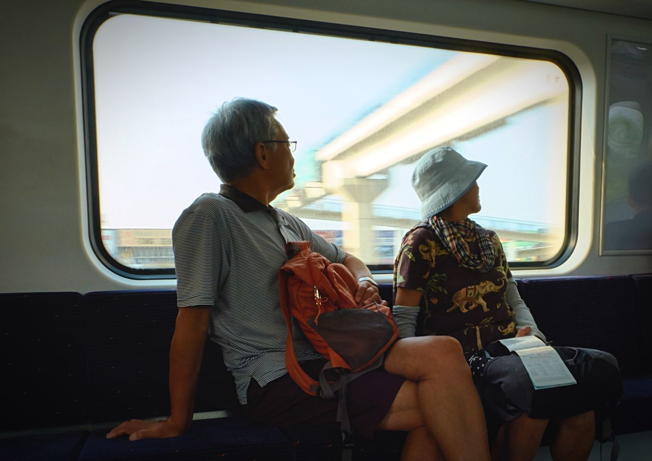 On The Train Couple Japanese  Traveling My Daily Commute Better Together Open Your Eyes For Amnesty International