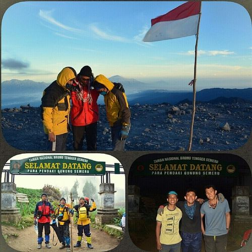 TBT  Throwback Mahameru 3676 Mountain indonesia traveller