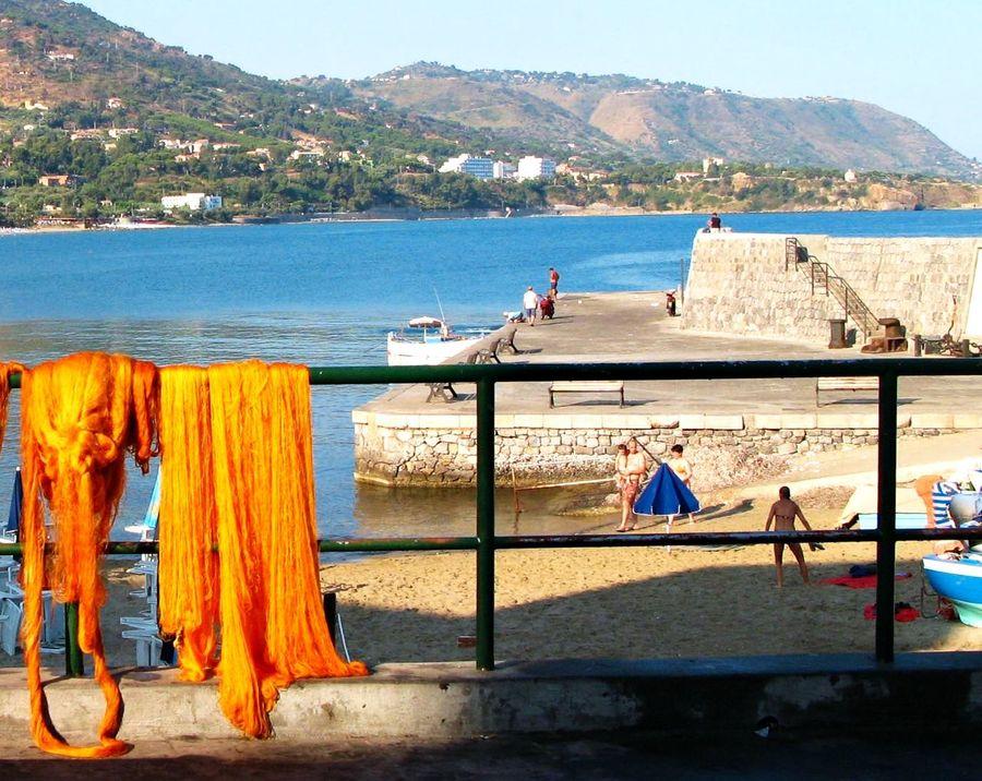 Beach Beauty In Nature Day Eolian Islands Mountain Nature No People Outdoors Sand Scenics Sea Sicilian Memories Sky Summer Memories Water