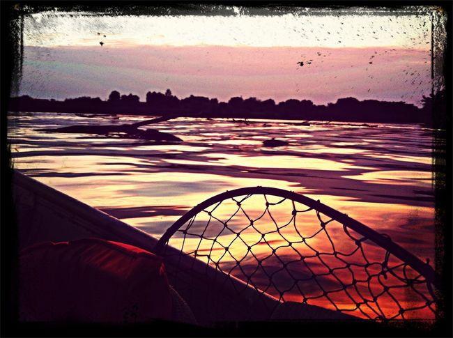 The Explorer - 2014 EyeEm Awards Melting Sky Onto The Water