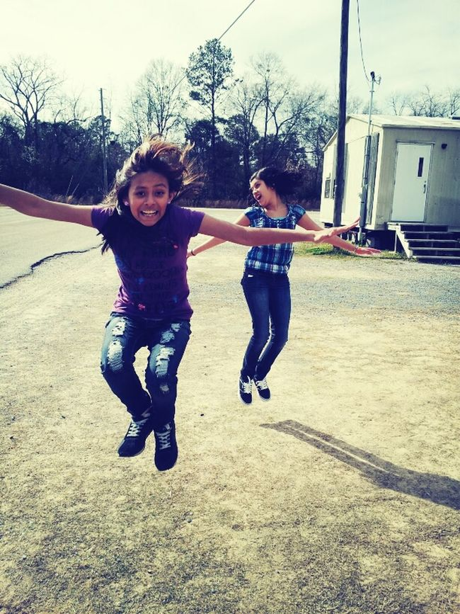 Cousin & I , #silly #cute #funny ♥