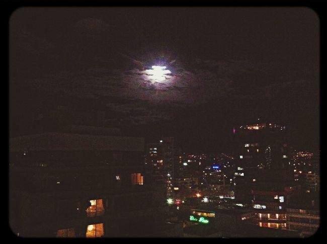 Night Chile Scl Frío #Polar