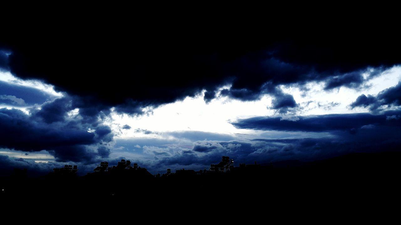 Cloud Sky Izmir Turkey Türkiye Yeşildeniz Clouds And Sky Odemis Odemis Dusk