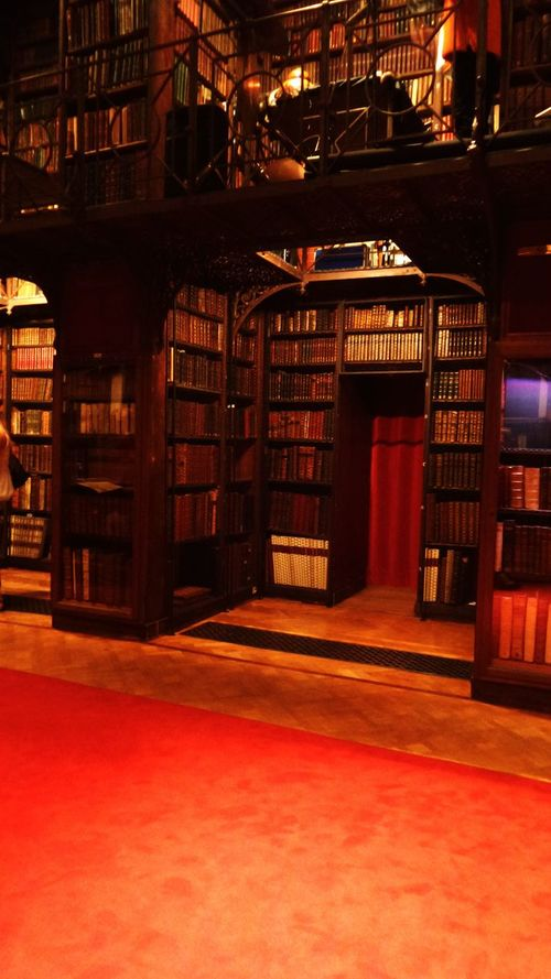 Quality Time Museumnacht Old Time Antwerpen Evening Belgium Bibliotheque Vintage Moments Vintage