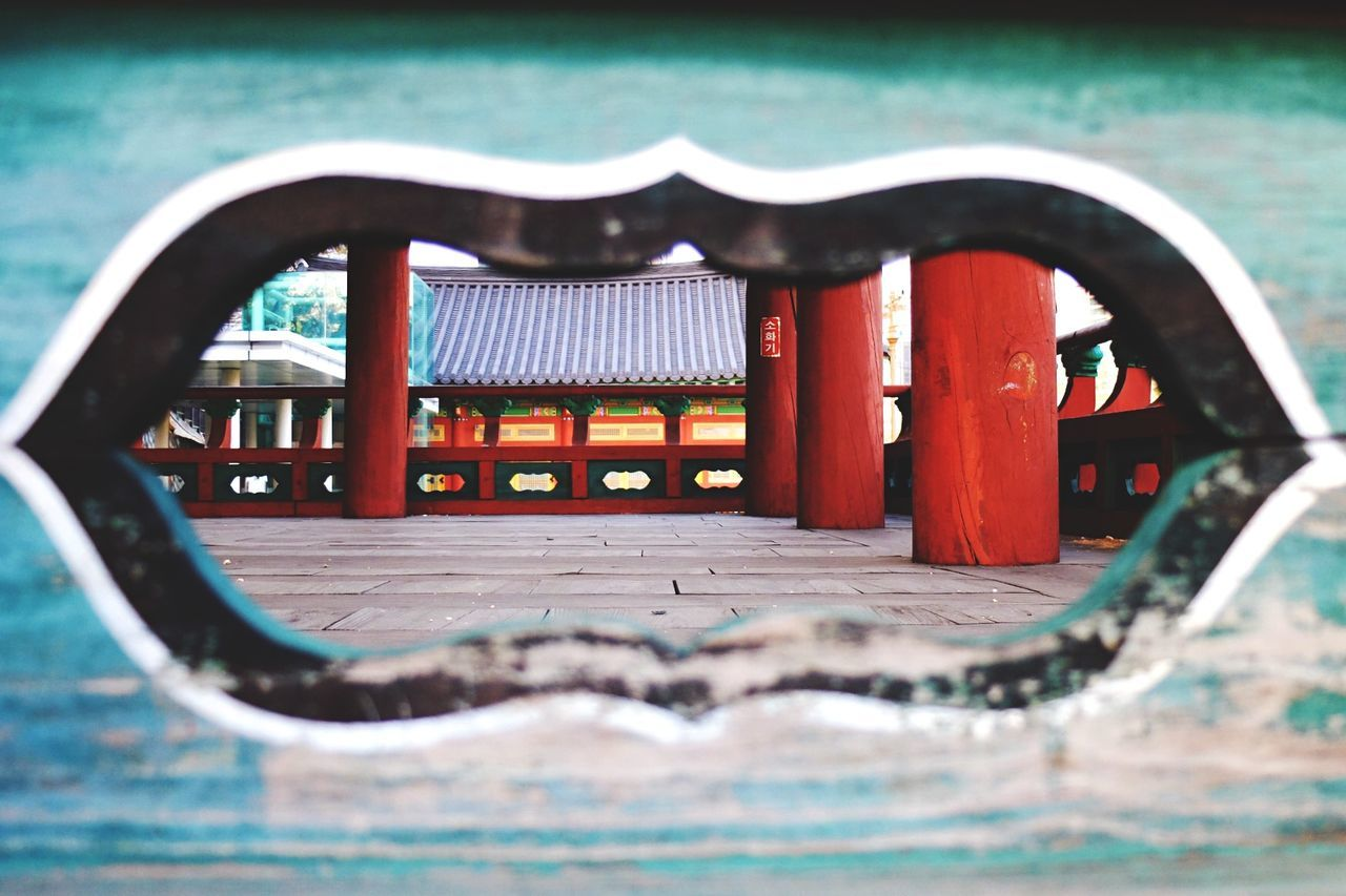 Beautiful stock photos of seoul, Architecture, Buddhism, Building Exterior, Column