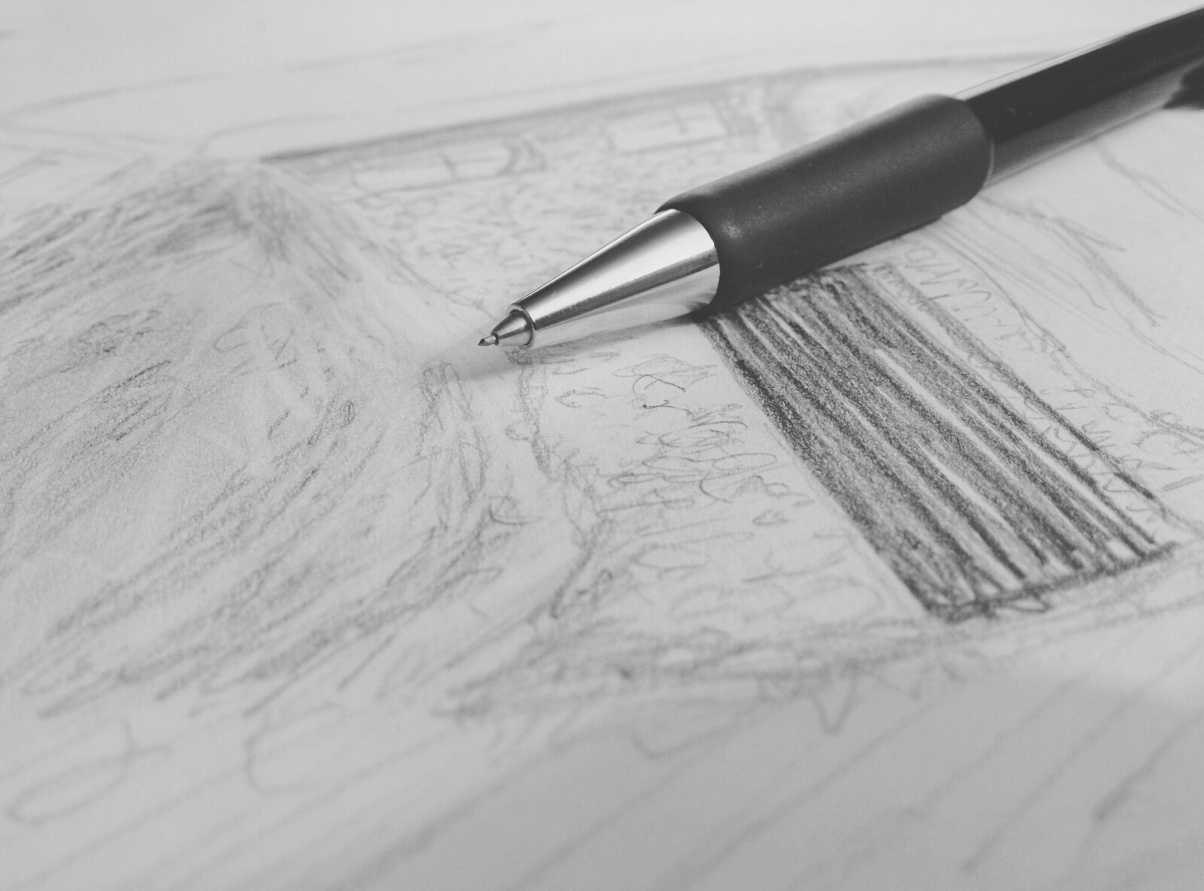 indoors, still life, table, high angle view, close-up, part of, cropped, paper, airplane, book, transportation, mode of transport, pen, no people, single object, tilt, pencil, air vehicle, day, absence