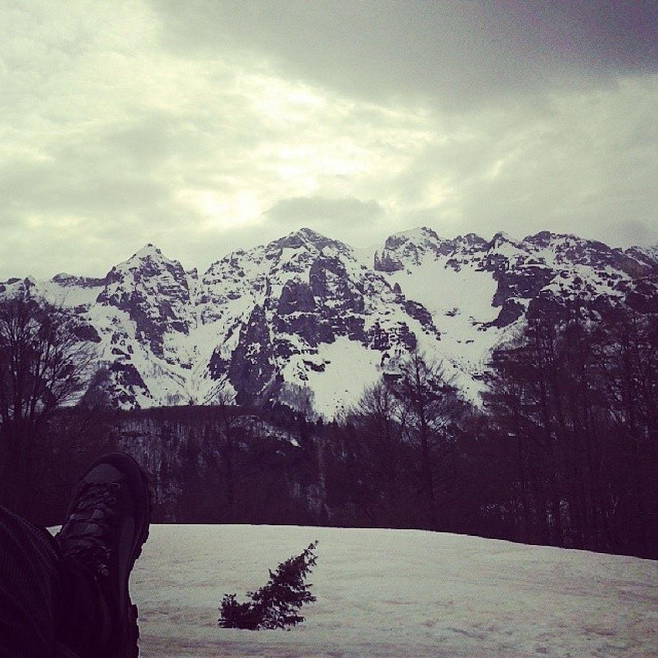 Carega Neve Primavera Relax