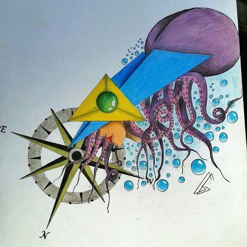 Art Drawing Doodleart Tattoo
