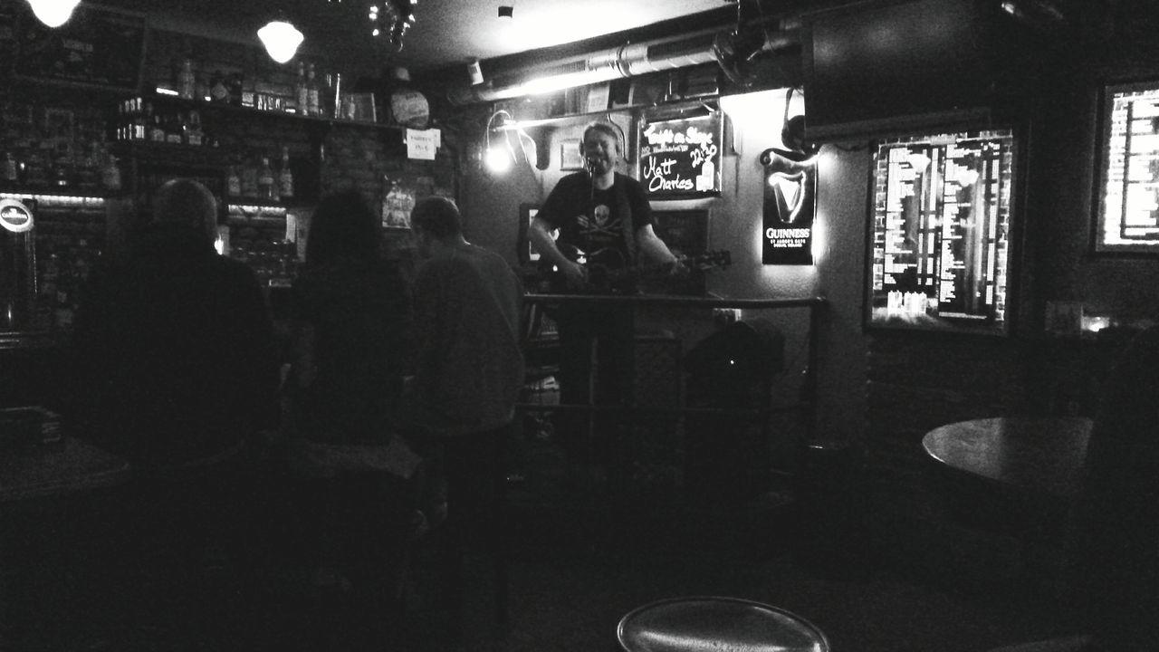 Life Music Music Musician Nightlife Nightclub Bar - Drink Establishment Bar Counter Leisure Activity Indoors  Hamburg Hamburgmeineperle Meine Perle Irish Pub Germany TakeoverMusic Finding New Frontiers