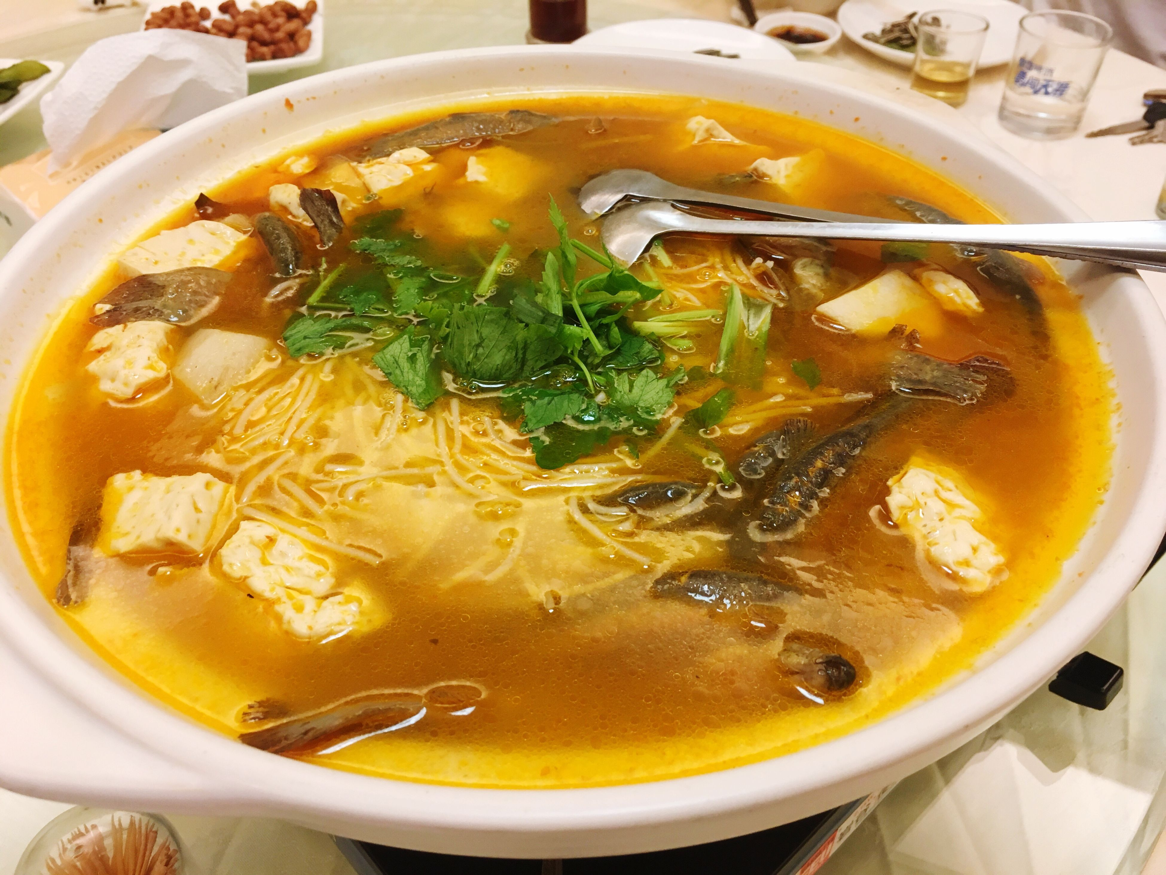 soup, food and drink, bowl, freshness, food, close-up, noodle soup, healthy eating, table, soup bowl, refreshment, no people, drink, ready-to-eat, indoors, vegetable soup, day
