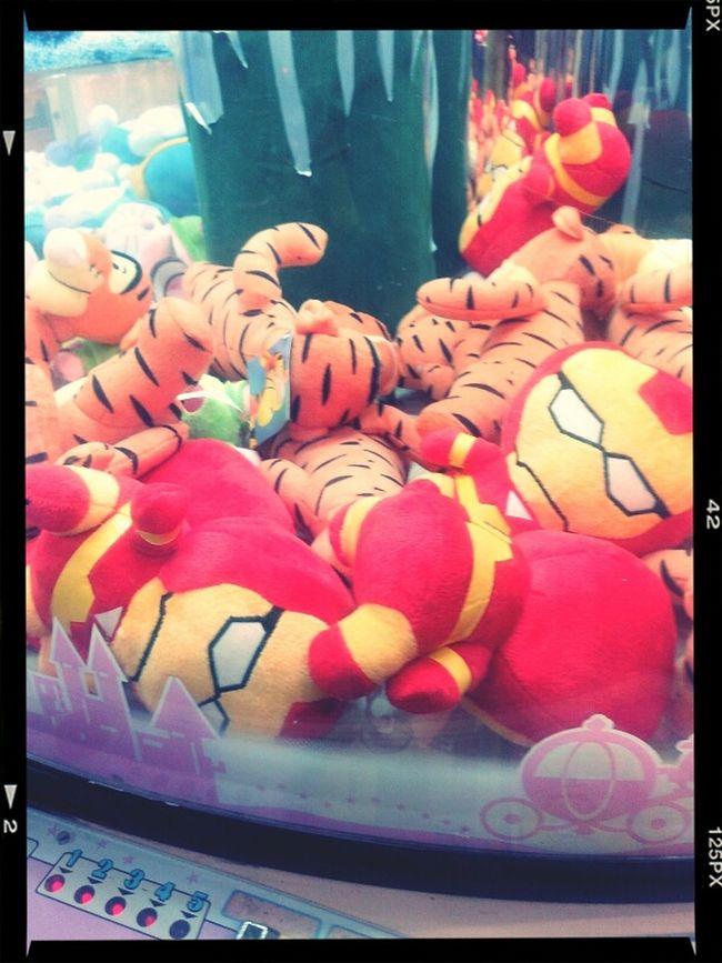 Super Cute Ironman Toys!!