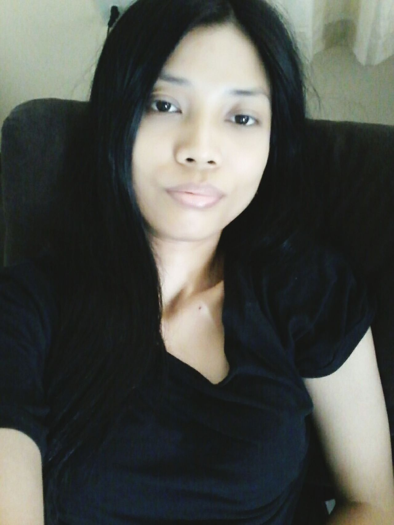 Hi! That's Me I Wake Up Like This No Makeup Simplicity Filipina ASIA