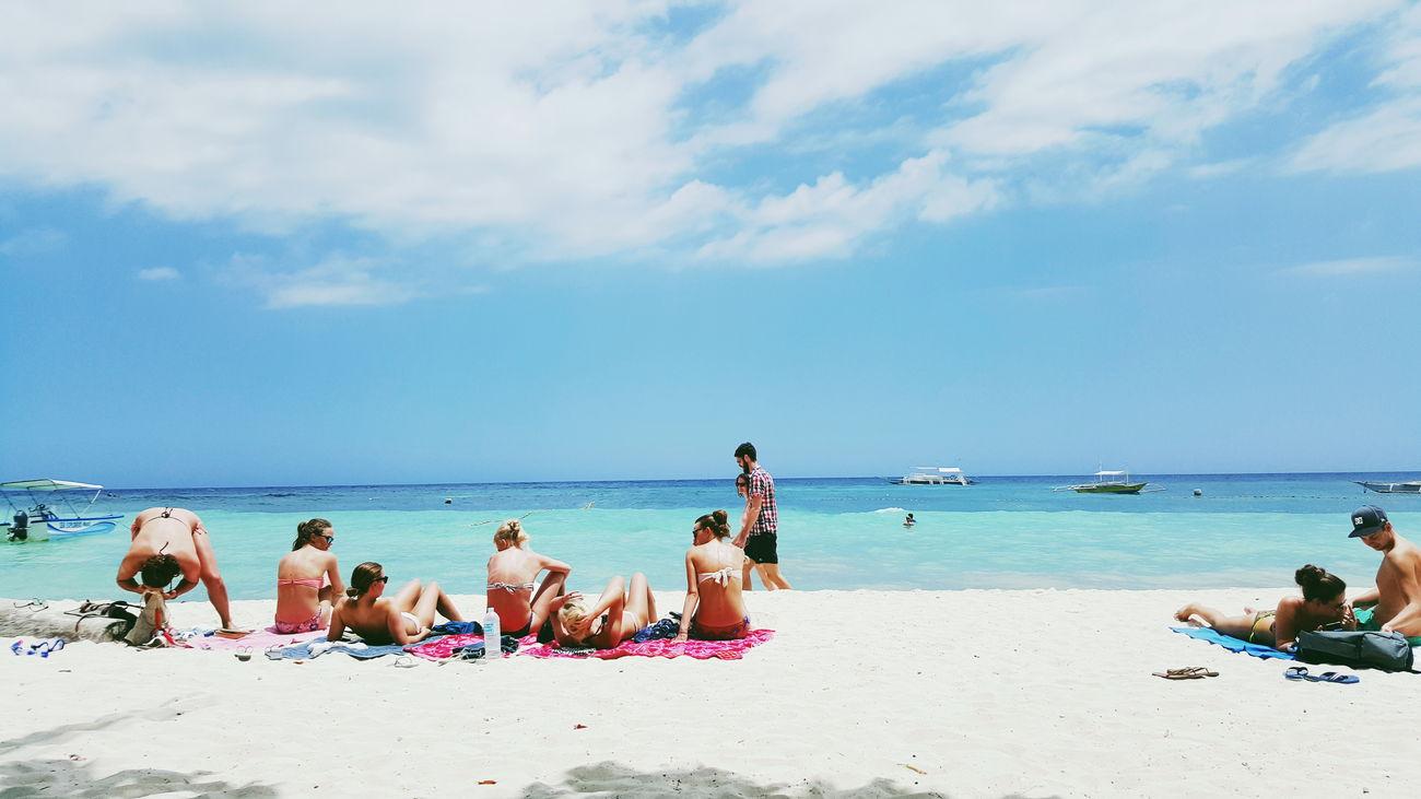 Panglao Bohol Philippines Beach Panglaoisland Itsmorefuninthephilippines