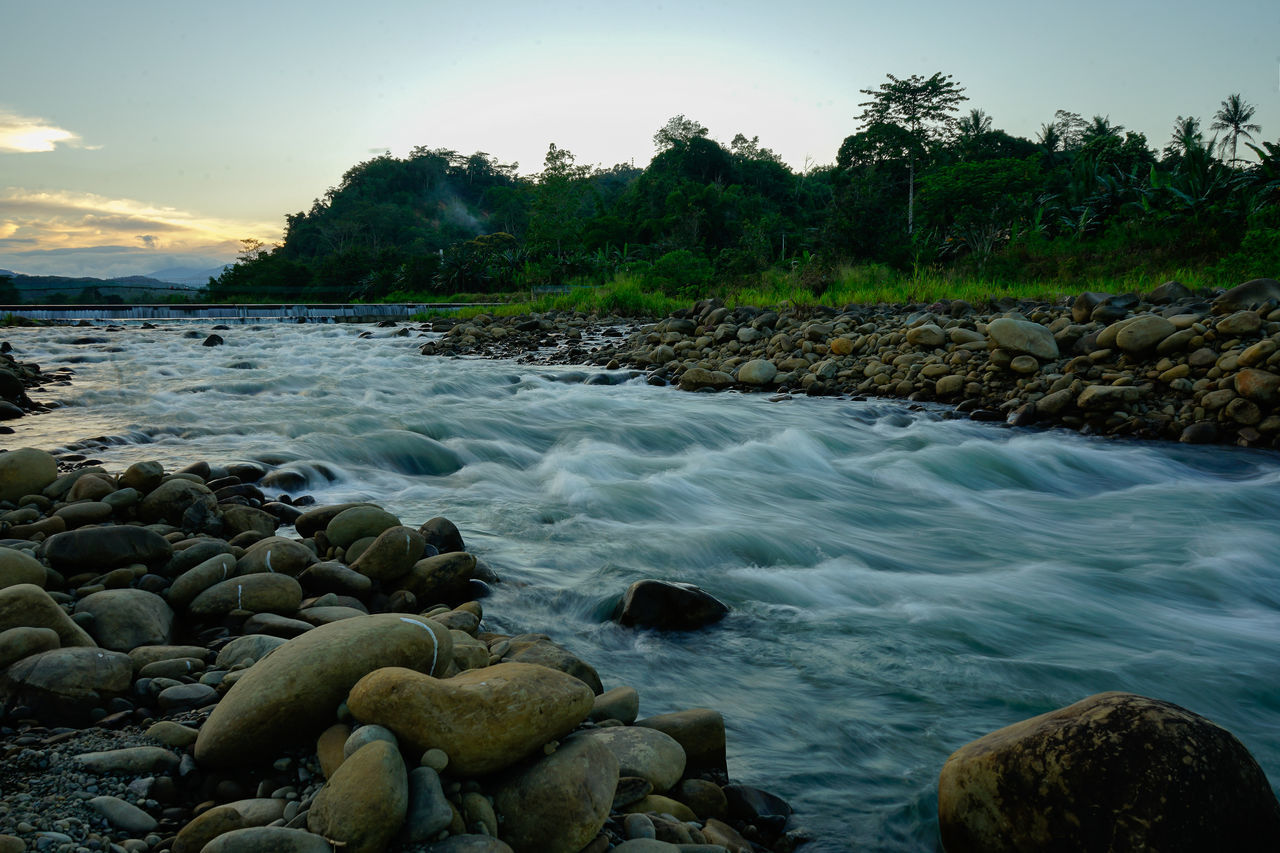 River at the rural area with tranquility scenery Beautiful Nature Botany Green Leading Lines Malaysia Malaysia Scenery Malaysia Truly Asia Malaysianphotographer Nature Nature Photography Nature_collection North Borneo River Rock Formation S Sabah Sabah Malaysia Scenics Sky Tranquility Tranquility Scene