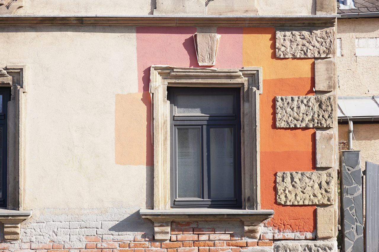 Architecture Building Exterior Built Structure Colors Day Decay Façade House Window The City Light