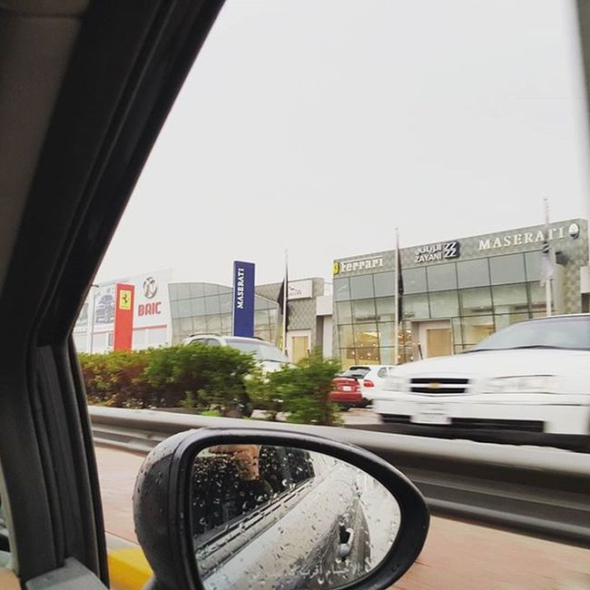 Rainy Day Lookinat2automobilebrands Feelingood