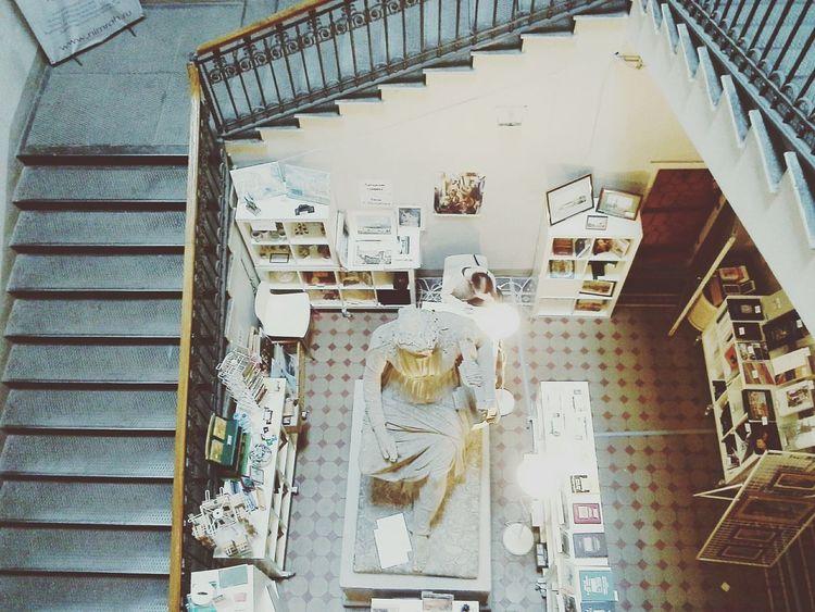 Visiting Museum Academyofart Statue Shop Step By Step Saint Petersburg