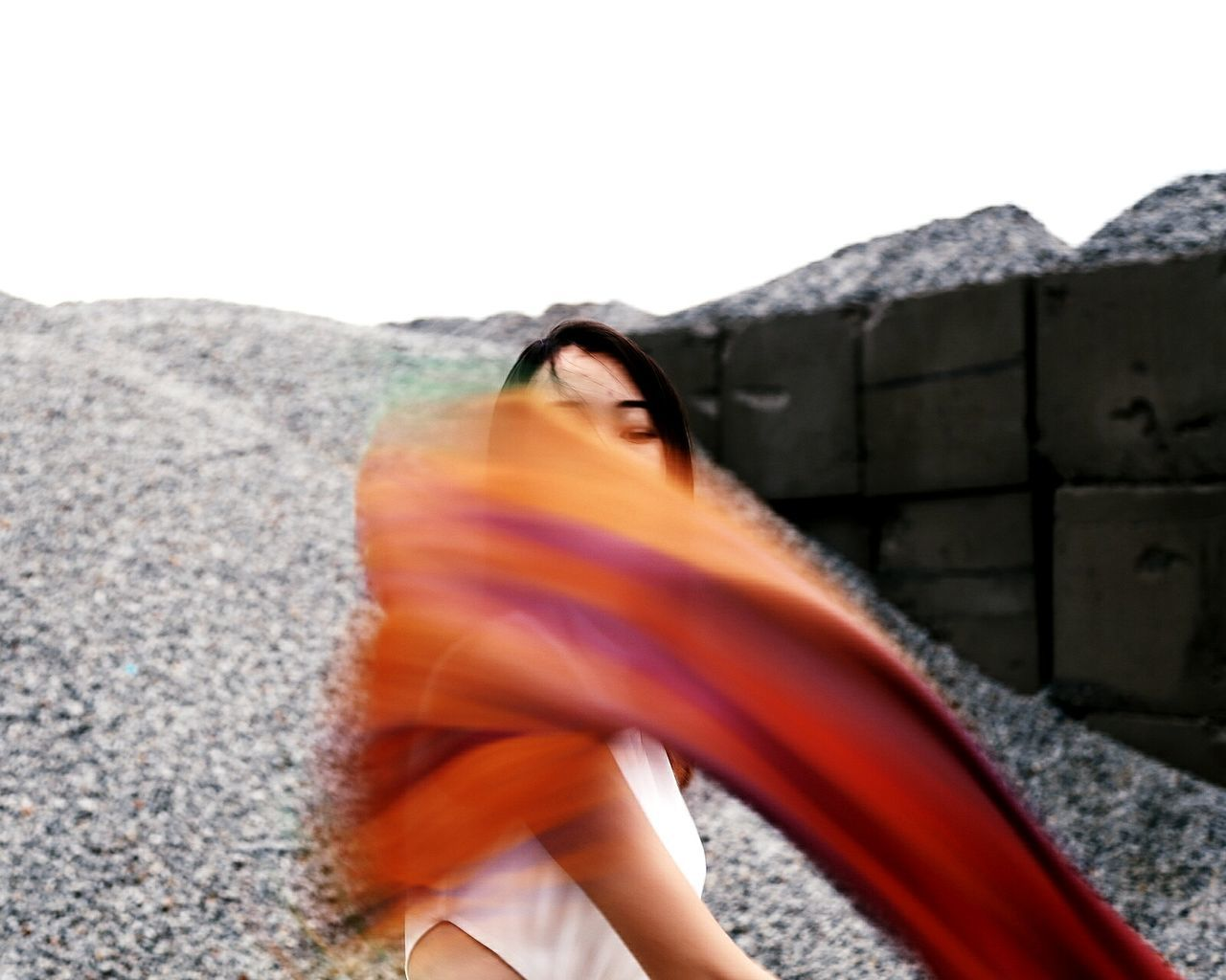 Beautiful stock photos of environment, 20-24 Years, Blurred Motion, Copy Space, Dance