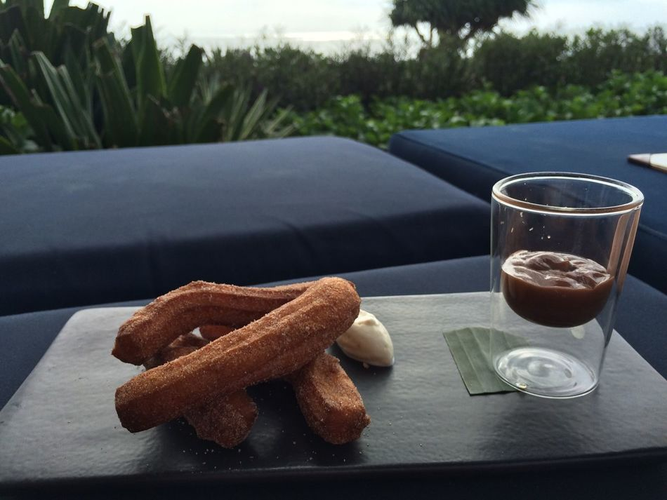 Churros Afternoon Delight Pool Yummy
