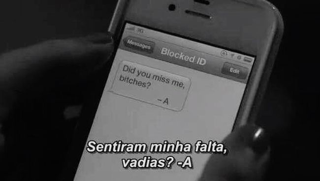 Vadia PLL  Pretty Little Liars Did You Miss Me? Bitchplease