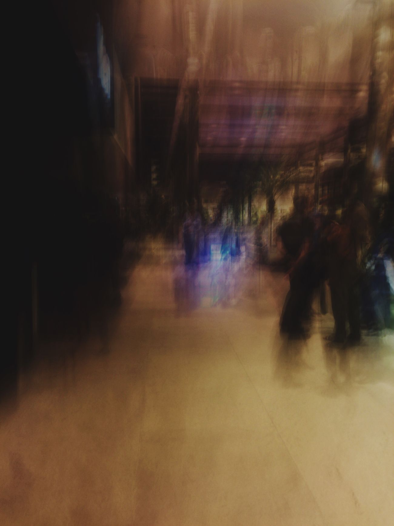 The Street Photographer - 2017 EyeEm Awards Iphoneart For My Friends That Connect IPhoneography Blurred Motion Slow Motion