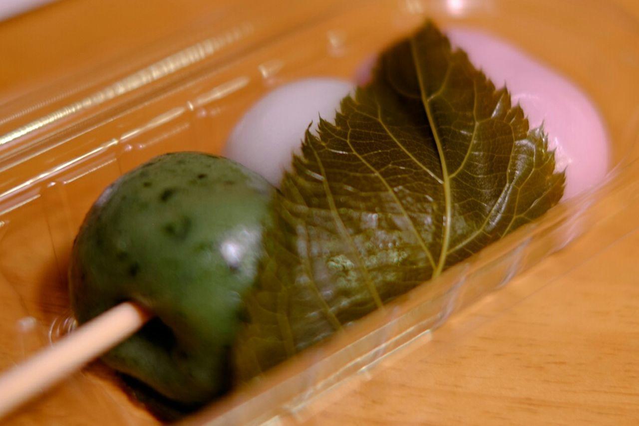 三色だんご🍡 Fujifilm_xseries Fujifilm Fujifilm X-E2 Xe2 Xf35 Fujifilmxe2 Foodporn だんご Japanese Food Macro
