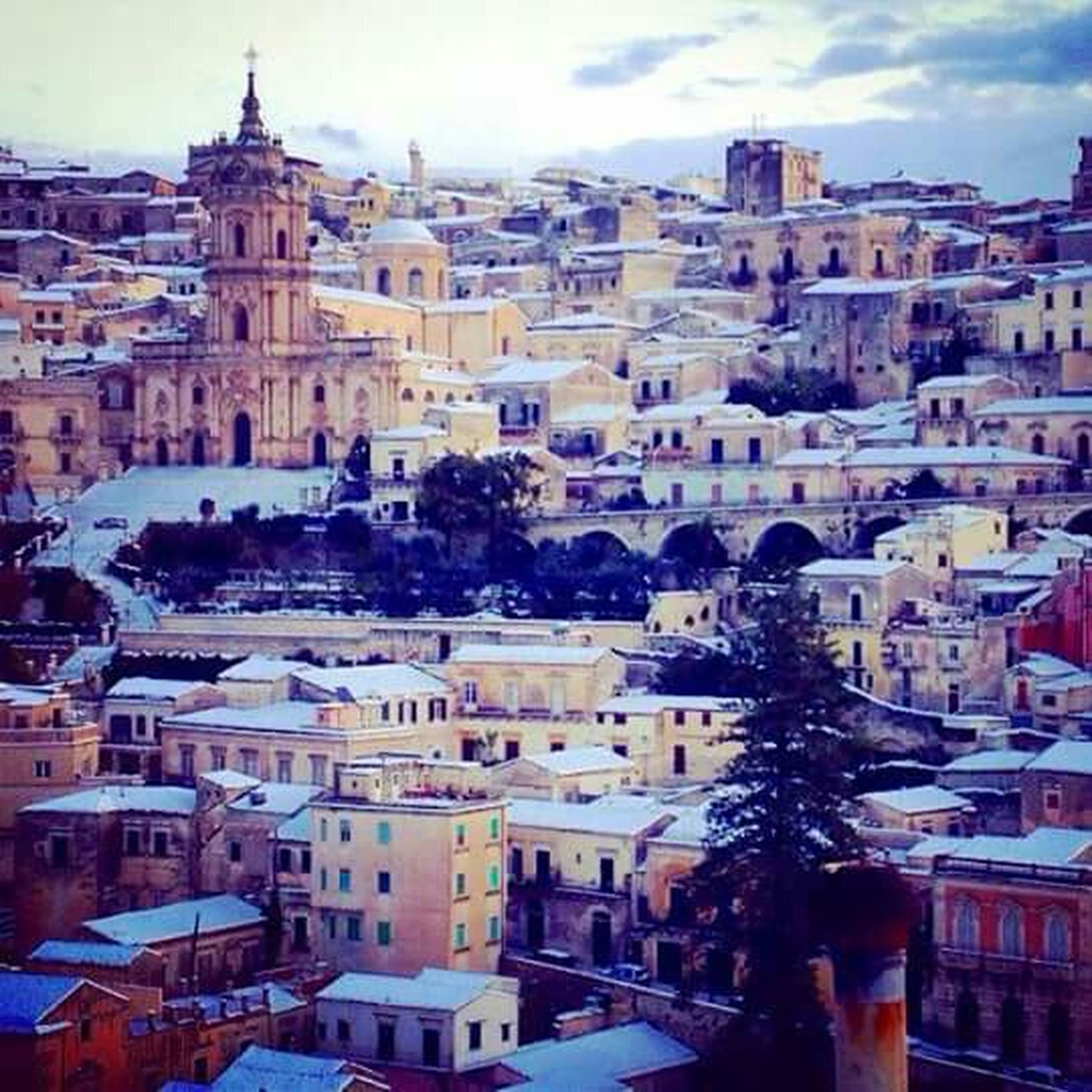 Portait Of A Friend Modica Profumodicasa Neve Sicily 2015  Goodtime Best Of Winter Unesco World Heritage Enjoying Life